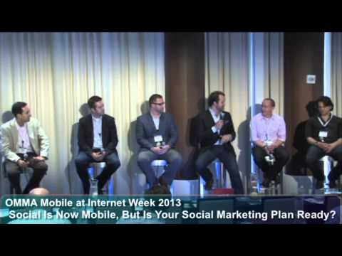Social Is Now Mobile, But Is Your Social Marketing Plan Ready?