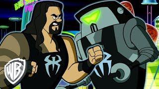 Jetsons & WWE: Robo-Wrestlemania! en Français | Bataille de Robots