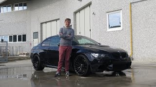 UNWRAPPING my BMW M3! - Stealth Mode ON [Sub ENG]