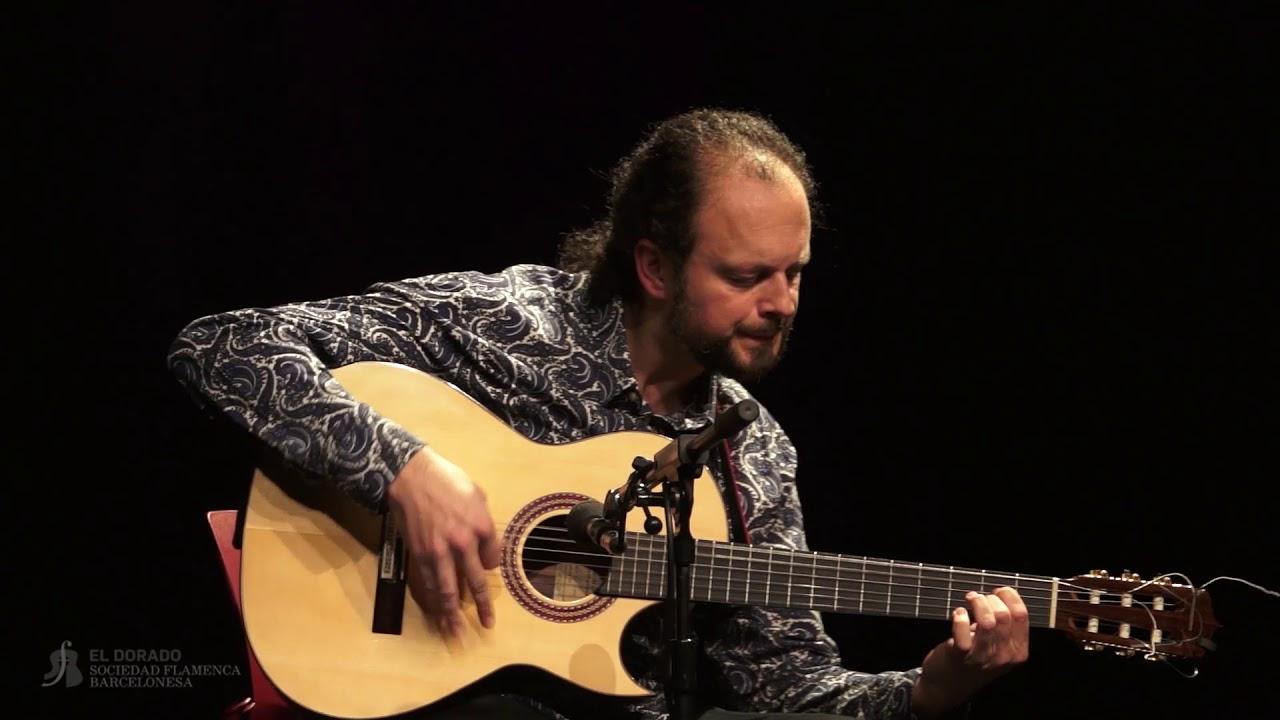 """Juan Antonio Suárez """"Canito"""" - """"Los cuatro muleros""""  (Versión libre por bulerías)"""