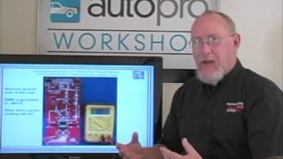 Electrical Testing and Troubleshooting Tips With Vince Fischelli