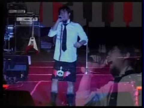 The Rock (Australia) - Kamu-Kamulah Surgaku Live @ Surabaya