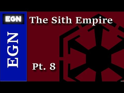 Stellaris Galaxy Divided | The Sith Empire Pt. 8 - Exploration of the East |