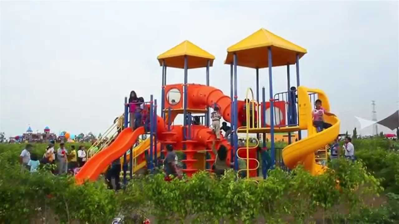 Fabricantes de juegos infantiles para parques youtube for Fabrica de camas infantiles