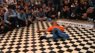 Zawody Breakdance - Galeria Rytmów oczami Welcome To The Next Level