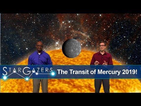 The Transit of Mercury 2019! | Nov 4th - Nov 10th | Star Gazers