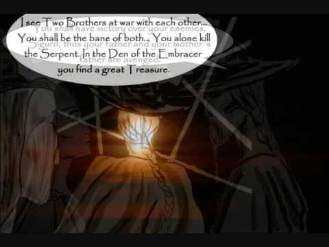 Niflunga Saga Part One: Waking the Fate. (Poetic Edda)