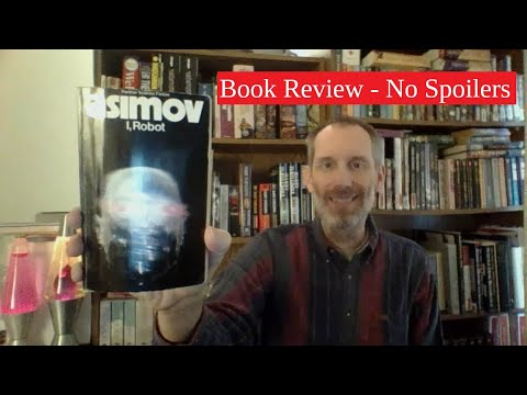 I, Robot by Isaac Asimov – Book Review – No Spoilers