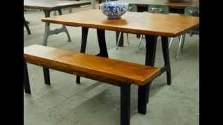 Steel Table Legs By Optea-referencement.com