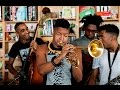 Download Christian Scott aTunde Adjuah: NPR Music Tiny Desk Concert MP3 song and Music Video