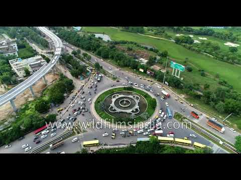 Greater Noida  is a clean, well organized city, with greenery and water resources