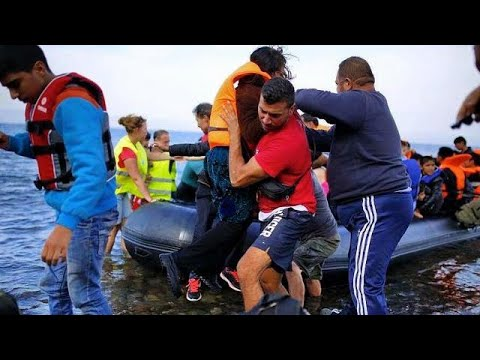 Salam Aldeen's journey: From saviour in Lesbos to 'human trafficker'