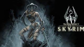 The Elder Scrolls V: Skyrim - самый крутой боевой петомец в Скайриме (риклинг) - Найти череп Арвака