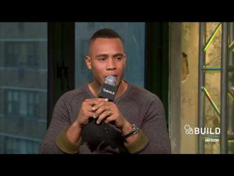"Trai Byers Talks About Hit Show, ""Empire""   BUILD Series"