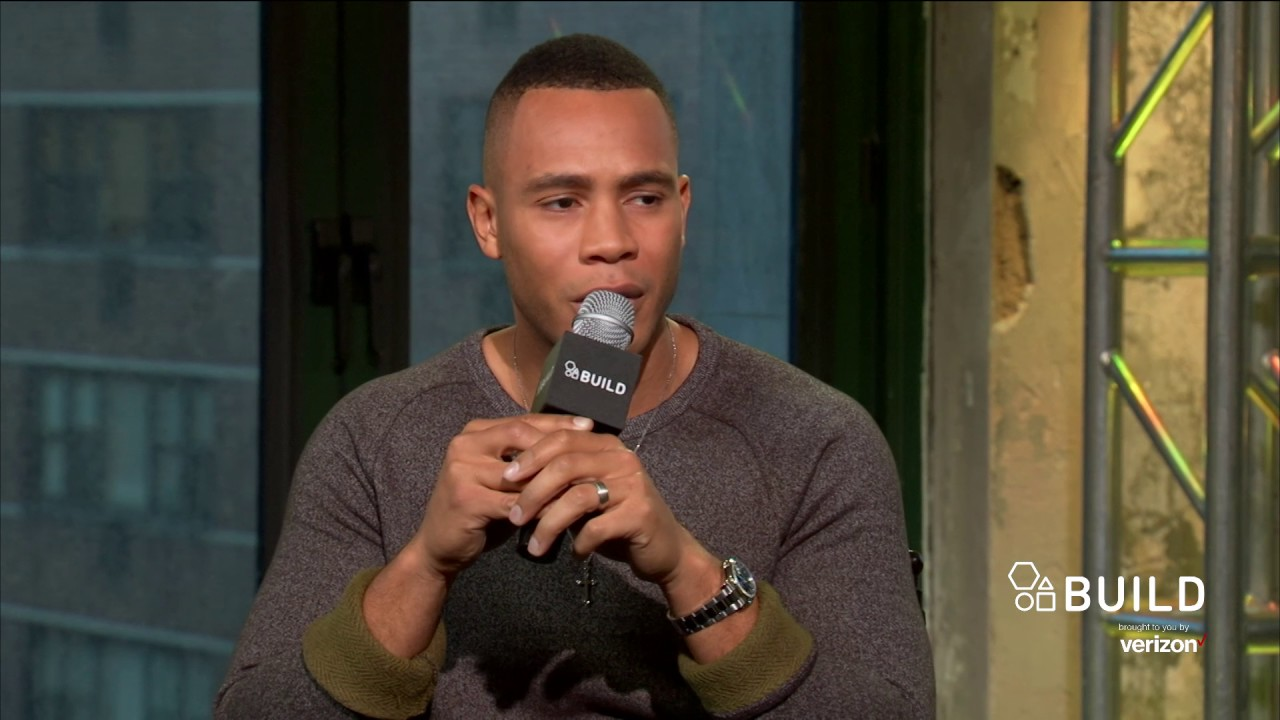 """Download Trai Byers Talks About Hit Show, """"Empire""""   BUILD Series"""