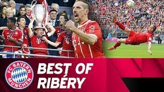 Franck Ribéry stays at FC Bayern | Best of Skills, Tricks & Goals