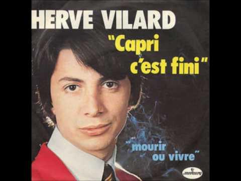 Herve Vilard Capri C'Est Fini
