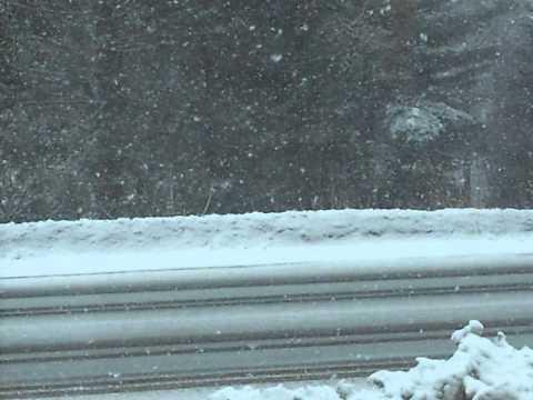 Feb 25th snowstorm in Douglas, New Brunswick Canada  100_7995.MOV