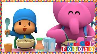 Let's Go Pocoyo! - El Desayuno de Pocoyó [Episodio 40] en HD