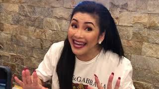 """'ASAP' Hosts, may mga MATITIGBAK dahil sa PAGPASOK ni REGINE?! """"MAI-STRESS ako 'pag may NATANGGAL!"""""""