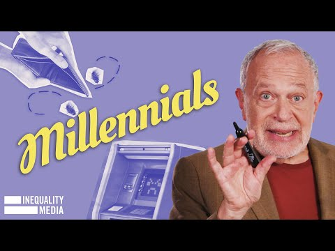 Four Reasons Why Millennials Don't Have Any Money with Robert Reich