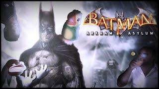 BATMAN ARKHAM ASYLUM GOTY EDITION - ANÁLISE