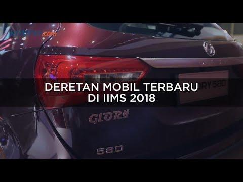 Deretan Mobil Terbaru di IIMS 2018