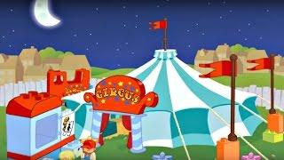 Развивающие мультики. Цирк Лего Дупло
