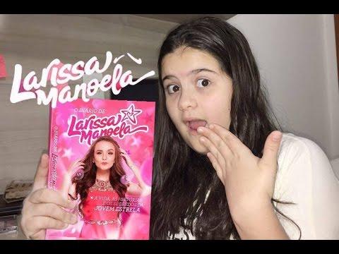 DIÁRIO DE LARISSA MANOELA - CONHEÇA POR DENTRO+ONDE COMPRAR - YouTube 6e94896545