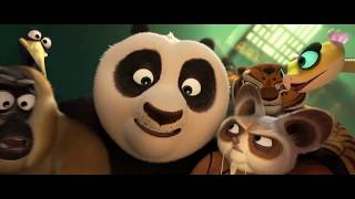 Valuable lessons from scenes in KUNG FU PANDA