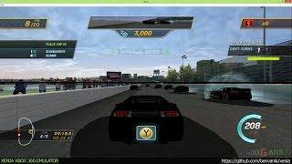 Xenia Xbox 360 Emulator - Nascar Unleashed Ingame!