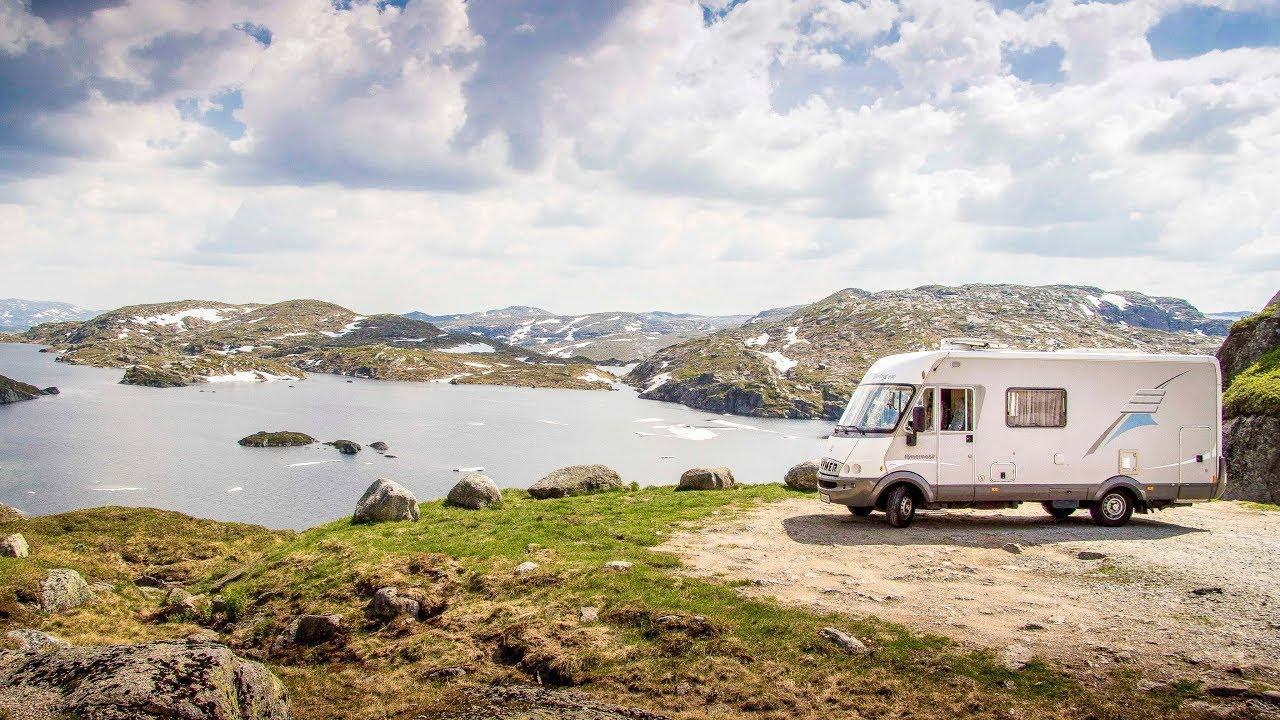 Mit dem Wohnmobil nach Norwegen (Teil 9/9) inkl. GPS-Koordinaten - Mai/Juni  2098