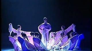 中国戏曲学院古典舞女子群舞《云水》