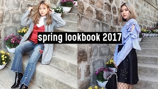 Spring Lookbook 2017  | Thursday Island x Q2HAN