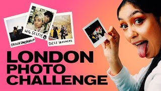 We Did An IMPOSSIBLE Scavenger Hunt For Instax! ~ NAYVA Ep #4 ~ BEAUTY & FASHION EVERY WEEK