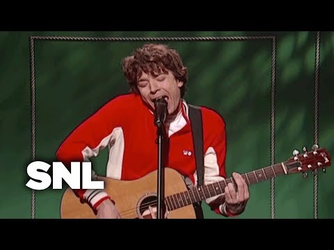 Weekend Update: John Mayer Sings A Christmas Song - SNL