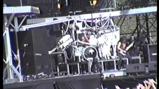 Queensryche Monsters of Rock Copenhagen 10th. August 1991. Gentofte...