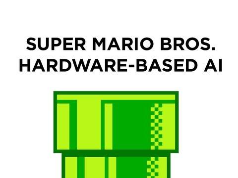 Hardware-Based FPGA AI for Super Mario Bros.