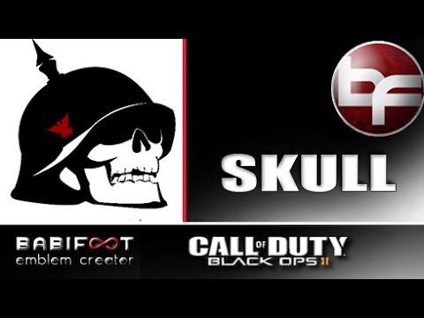 COD Black Ops 2 Emblem Tutorial