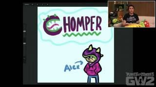 Plants vs. Zombies | How to Draw Chomper
