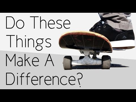 Do These 10 Things Make A Difference In Skateboarding?