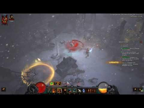 Diablo 3 Barbarian Mastery Set Pennants and Wrath Waste ...