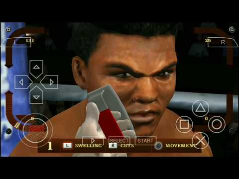 Cara Download Game Fight Night Round 3 PPSSPP Android