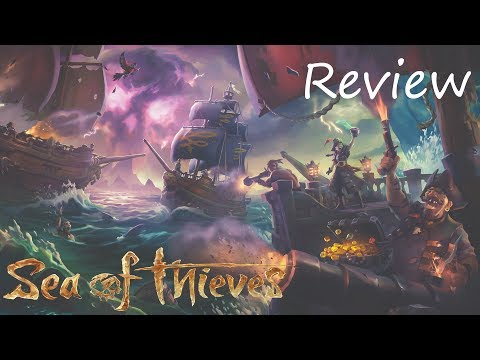 Sea of Thieves Xbox One X Gameplay Review