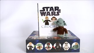 Star Wars Crochet Set From Thunder Bay Press