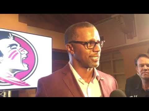 FSU coach Willie Taggart gets Seminole Boosters Tour going in Jacksonville
