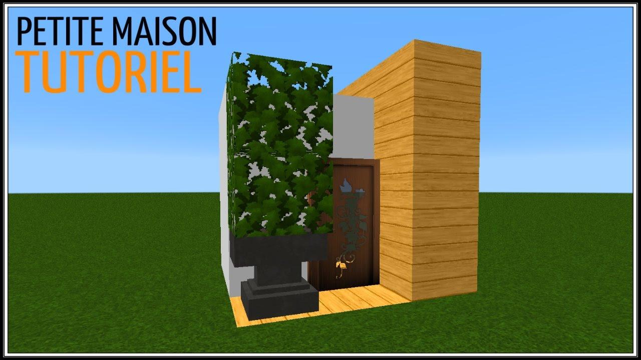 Minecraft tuto comment faire une petite maison youtube for Comment faire une petite maison minecraft