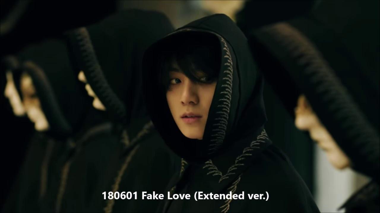 [MP3/DL] 180601 BTS Fake Love (Extended ver )