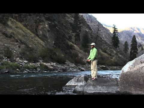 Fly Fishing Middle Fork Salmon