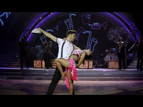 Connell and Marcella's - Jive - Dancing with the Stars South Africa Week 5